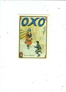 POSTCARD PUBLISHED IN UK BY MUMBLES    OXO