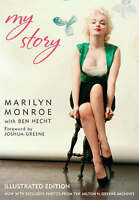 NEW My Story by Marilyn Monroe