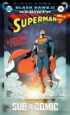 SUPERMAN #20 (DC 2017 1st Print) COMIC