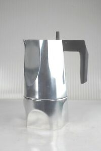 "Caffettiera Alessi ""Ossidiana""  made in Italy"
