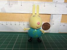 1739 Peppa Pig Figure-Rebecca Rabbit