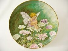 Collector Plate - The Candytuft Fairy - Heinrich - Velleroy & Boch