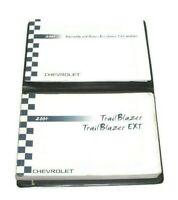 2004 Chevrolet Trailblazer Factory Original Owners Manual Portfolio #7