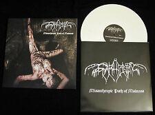 "Svarttjern ""Misanthropic Path of Madness"" LP (white) (NEU / NEW)"