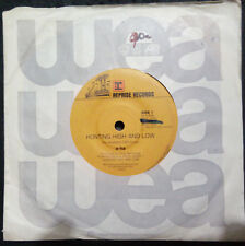 "A-HA - HUNTING HIGH AND LOW 7"" SINGLE AUSTRALIA"