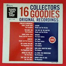 COLLECTORS 16 GOODIES LP Vinyl VG+ Blast BLP 6805  Donnie & Dreamers