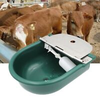 4L Automatic Water Feeder Dispenser Bowl for Dog Sheep Horse Cow Float-ball Type