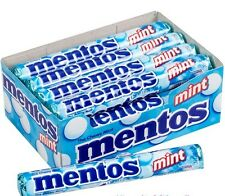 Mentos Mint Dragees 40 rolls * 14 pcs