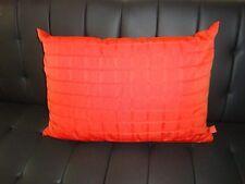 großes Cocktailkissen orange / Kissen Dekokissen Kissen Sitzkissen rießig