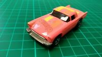 Rare Vintage 1977 Hot Wheels Pink Ford Thunderbird '57 T-Bird Diecast Toy Car