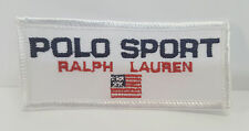 Ralph Lauren Polo Vintage Embroidered Logo Sew On Patch