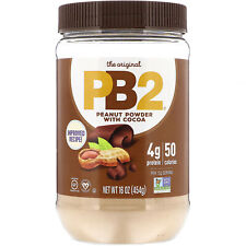 Bell Plantation PB2 with Premium Chocolate 16 oz 453 6 g All-Natural,