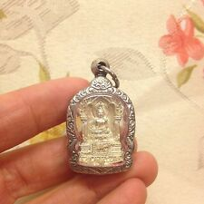 Phra Pairee Pinart Anti-enemy Wat Bavorn Thai Buddha Amulet Luck Rich Protect