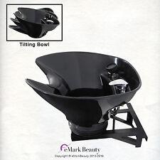 Shampoo Bowl Sink with a Tilt Mechanism Salon Spa Equipment TLC-B36-WT
