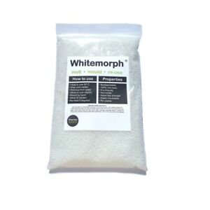 Thermoworx Whitemorph 1.1lb   Hand moldable thermoplastic polymer, DIY, Crafts