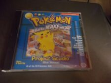 THE LEARNING COMPANY VIDEO GAME POKEMON