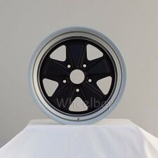 4 LINEA CORSE WHEELS FOX 3 PSD 17X7.5 35 & 17X9 16 5X130  FBP PORSCHE NO CAPS