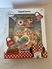 New Disney Minnie Mouse Digital Camera
