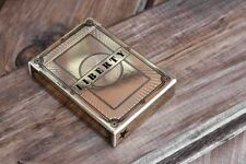 Liberty Gold Playing Cards (Limited Edition of 300 - Black Seal)