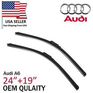 Premium OEM Quality (2005-2010) AUDI A6 Windshield Wiper Blade OE:3397118934