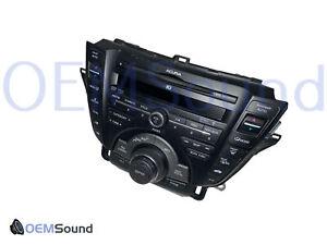 2013 2014 Acura TL GPS Navigation CD DVD Player Radio MP3 39100-TK4-A340-M1 OEM