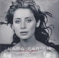 CD CARTONNE CARDSLEEVE LARA FABIAN ADAGIO 2 VERSIONS DE 1999 NEUF SCELLE