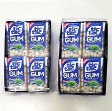 TIC TAC FRESH MINT Gum Two 12 Count Packs 56 ct. ea. - Total 24 Packs, 7/19/2019