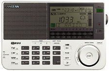 Sangean ATS-909x Portable Worldband Radio, +happy to answer technical questions!