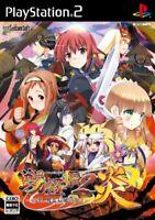 USED PS2 PlayStation 2 Sengoku Hime 2 Arashi 80454 JAPAN IMPORT