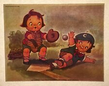 70's Campbell's Soup Kids Antique Hubley Doll artwork Original T-shirt Iron-On 2