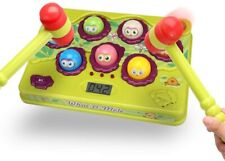 Interactive Pound A Mole Game Light-Up Musical Pounding Toy Early Development