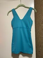 Lululemon Push Ur Limits Top Tank Surge Sz 8