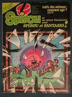 SPIROU N°2253 du 18/06/1981 AVEC SUPPLEMENT  (TOME,JANRY,,SERON,FRANQUIN,....)