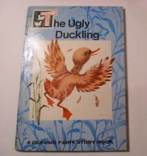 The Ugly Duckling, A Classic Fairy Story Book, England, World Dist, 1970