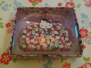 NEW  ●✿ LIMITED EDITION ●✿ HELLO KITTY LIBERTY ●✿ Bag Coin Purse ●✿