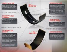 For Subaru WRX EJ20 EJ25 Turbo RACE Perf 3-sets Rod+Main Bearings w/#5+52mm STD