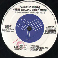 49ERS - Hangin' On To Love , Feat. Ann Marie Smith - Media