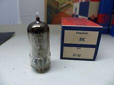 Uf42 Valvo/Telefunken tubo Tube valvola nos unused New en Box versión antigua