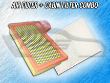 AIR FILTER CABIN FILTER COMBO FOR 2015 2016 2017 FORD MUSTANG