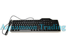 New 9KYD5 Autentico Dell KB813t SPANISH Keyboard TECLADO USB Smart Card Reader
