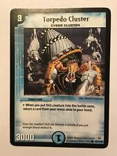 Torpedo Cluster Duel Masters DM10 Common card TCG CCG