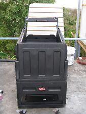 """SKB Mighty Gig Rig Rack Case & SKB AV14 19"""" AV Shelf"""
