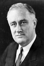 New 5x7 Photo: Franklin D. Roosevelt, 32th President of the United States