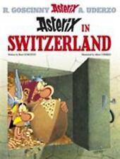 Asterix in Switzerland by René Goscinny (2004, Hardcover)