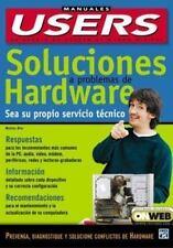 Soluciones a Problemas de Hardware: Manuales Users, en Espanol  Spanish (Manuale