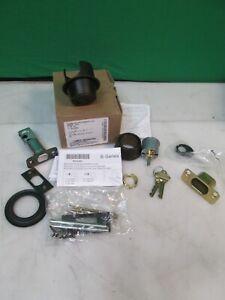 Schlage Keyway Series B500 Grade 2 Deadbolt Lock Double Cylinder Aged Bronze