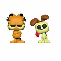 Garfield & Odie Set of 2 Funko Pop Vinyls New in Boxes In Hand