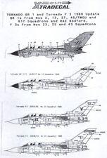 Xtradecal X72013 1:72 Panavia Tornado GR.1 / F.3 Update 1989