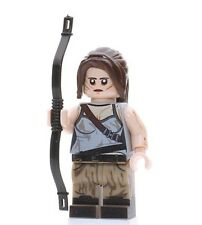 TOMB RAIDER LEGO COMPATIBILE  CUSTOM SI ADATTA LEGO   NUOVO  SCONTATO ⬅