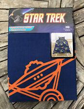 Unused Star Trek duvet cover & pillowcase (original cast). Zap discontinued